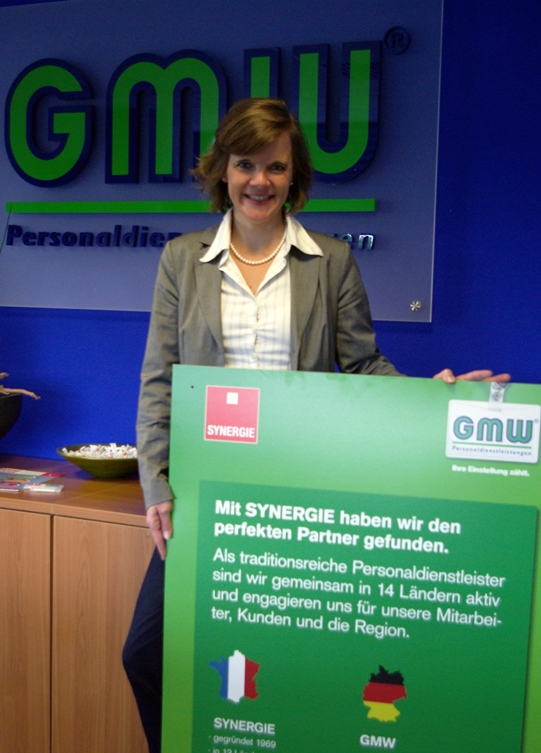 Anna Horbach, Leiterin Internationales bei GMW