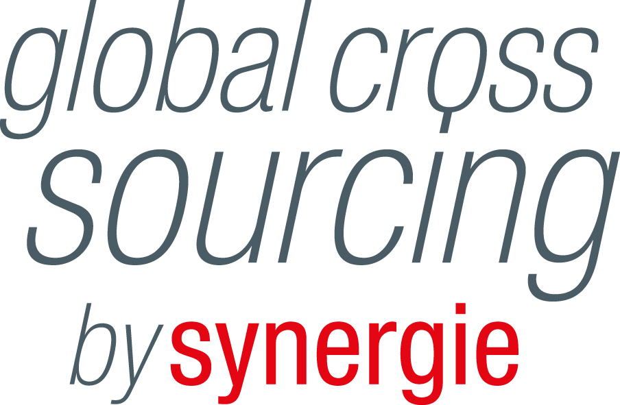 global cross sourcing by SYNERGIE